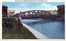 Main St. Lift Bridge, Fairport, N.Y.