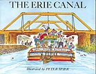 Cover of Peter Spier's The Erie Canal