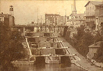 The Lockport Locks