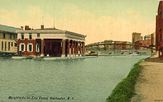 Erie Canal Aqueduct, Rochester, N.Y.
