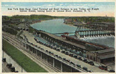 New York State Barge Canal Terminal