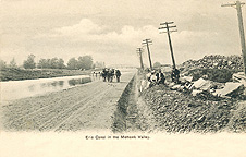 Erie Canal in the Mohawk Valley