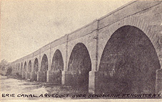 Erie Canal Aqueduct over Schoharie Creek, Fort Hunter, N.Y.