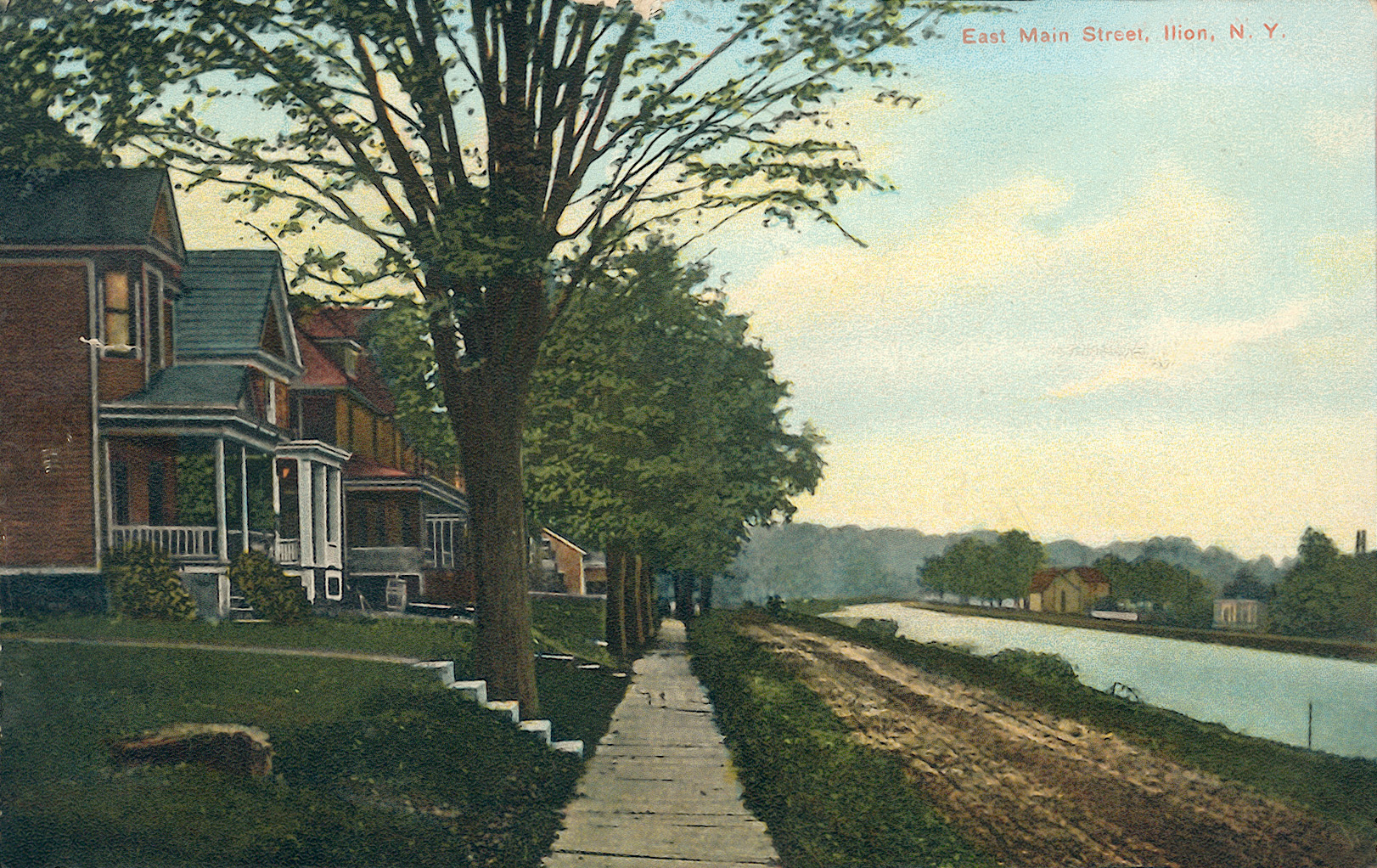 Erie Canal Images - East Central Section