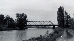 Fullamtown Bridge, Fairport, N.Y.