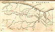 Map plate 8 from Northern Traveler