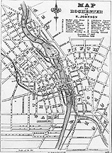 Johnson-1827 map of Rochester