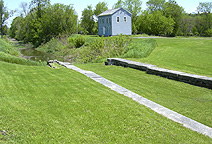 Guard Lock at Schoharie Creek, Fort Hunter, N.Y.