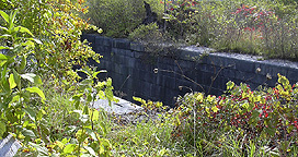Enlarged Erie Canal Lock No. 61 - north chamber